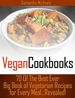 Vegetarian Cookbooks Complete Recipes Revealed ebook product image