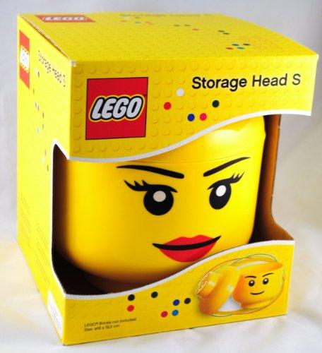 Lego SMALL Storage Head Container