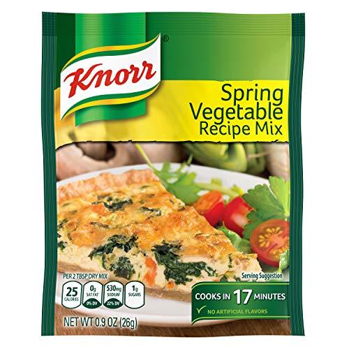 knorr spring vegetable recipe mix