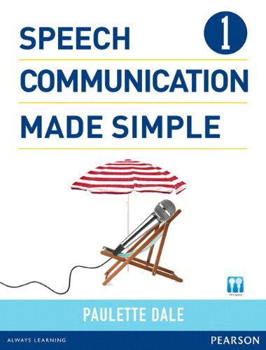 Speech Communication Made Simple 1 (with Audio CD) by Pearson Education ESL