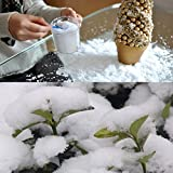 Taiguang 500g Artificial Magic Rapid Expansion Instant Snow Powder Christmas Party Wedding Decoration
