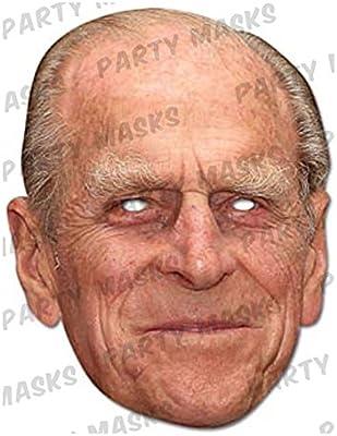 Prince Philip Mask (Mask/Headpiece