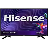 Hisense Roku 65R6D 65-inch class (64.5 diag.) 4k / UHD Smart TV - HDR comp, Roku OS, Univ Search, DTS Studio Sound