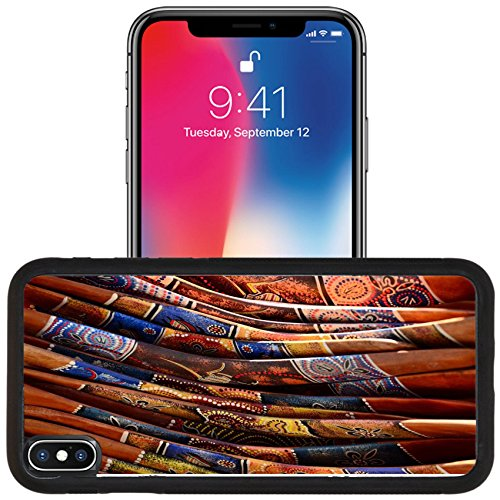 Luxlady Apple iPhone x iPhone 10 Aluminum Backplate Bumper Snap Case IMAGE ID 30962327 Pile of boomerangs