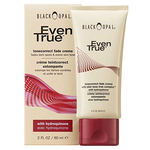 Black Opal 2 Ounces Even True Tone Correct Fade Creme
