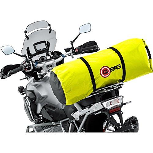 QBag Rolle wasserdicht 07 50 Liter neon gelb