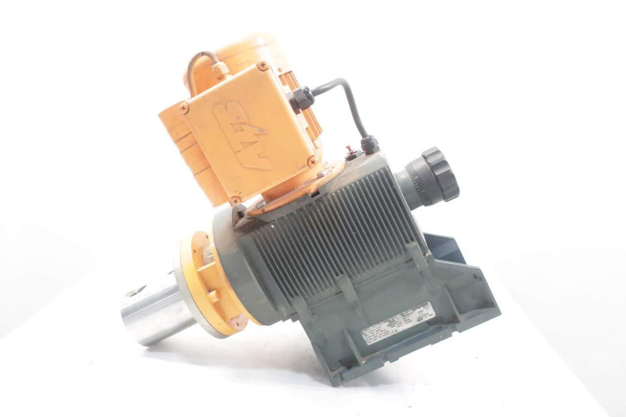 PROMINENT SICAHK3202SST4000D100 METERING Pump 0.6GPH 4640PSI 115V-AC D653401