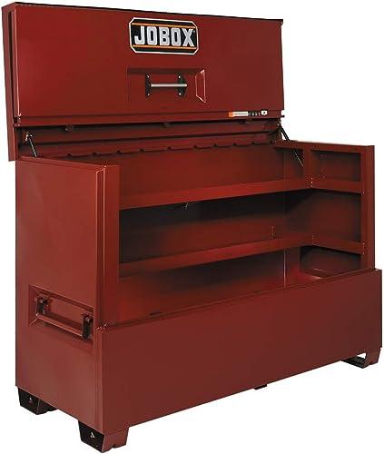 Jobox 1-689990 Piano Box, Steel, 74 x 31 x 50