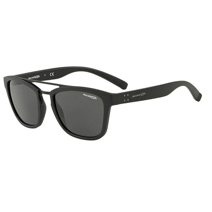 Arnette 0AN4247, Gafas de Sol para Hombre, Matte Black, 54