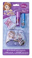 Disney Sofia the First Lip Gloss Set of 2 With Zippered Key Chain
