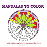 img - for Mandalas to Color: Adult Coloring Book book / textbook / text book