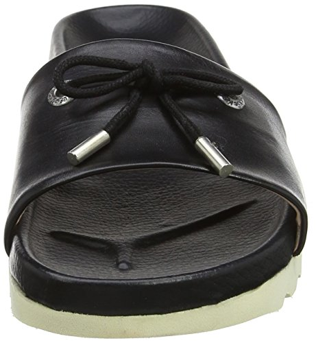 Kickers Slide Sandales Karah Femme Black Noir Ouvert Bout UxPHFnU7