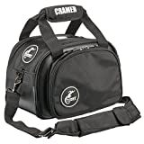 Cramer Tuf-Tek Kits for Athletic Trainers, Portable Athletic Training Kit for Team Travel, Durable Bag Holds AT Supplies for Athlete Injuries, Storage Solution for Tape, Scissors, and Ice Packs