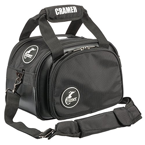 Cheap Cramer Tuf-Tek Kits for Athletic Trainers, Portable Athletic Training Kit for Team Travel, Durable Bag Holds AT Supplies for Athlete Injuries, Storage Solution for Tape, Scissors, and Ice Packs