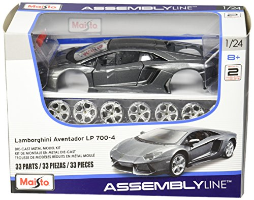 List of the Top 10 snap model cars kits for kids you can buy in 2020