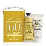 Crabtree & Evelyn Citron/Honey/Coriander Mini Fix Kit for Hands