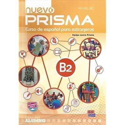 nuevo Prisma B2 - Libro del alumno