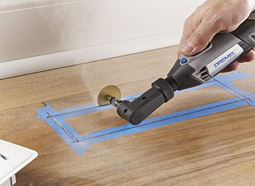 how to cut curves in tile with dremel