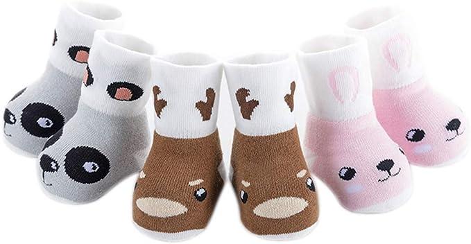 Adorel Jungen Socken Frottee Gef/üttert Str/ümpfe 5er-Pack