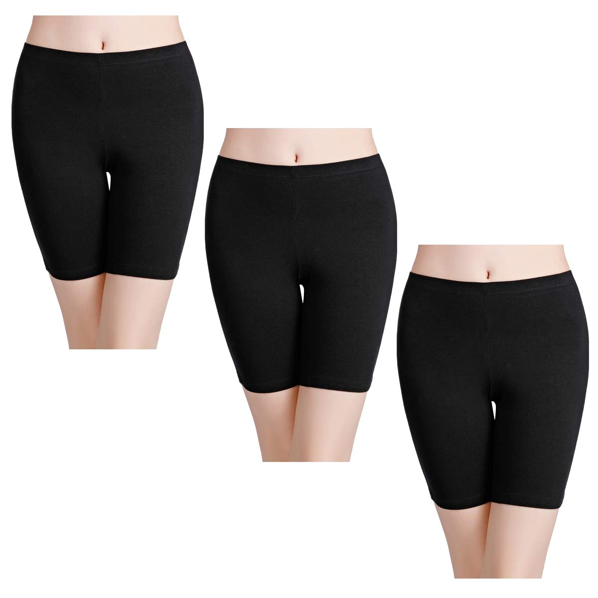 Black Retro Shorts with Hot Pink Trim Extra Sm CUTE!!
