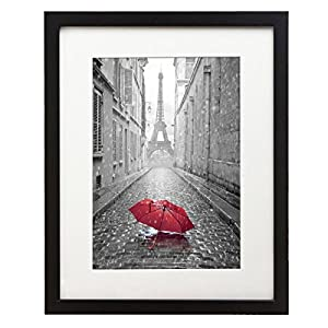 Amazon Com 11x13 Inch Black Picture Frame Made To