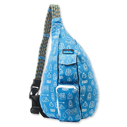 KAVU Rope Bag, Hot Dots, One Size