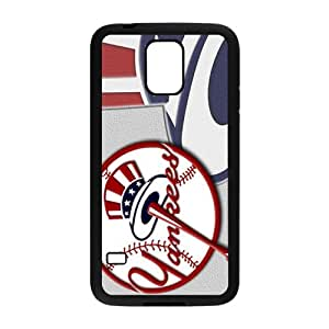 New York Yankees New Style High Quality Comstom Protective case cover For Samsung Galaxy S5 by Maris's Diary