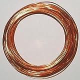 ノーブランド品 ポリウレタン銅線 0.8mm 10m(±2%) 巻 UEW0.8L10