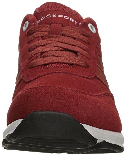 Rockport Mens Trustride Lace-up Scarpa Da Passeggio Ketchup Rosso
