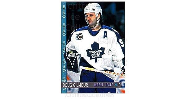 b29c3b0e5 Amazon.com  (CI) Doug Gilmour Hockey Card 1992-93 O-Pee-Chee (base) 177 Doug  Gilmour  Collectibles   Fine Art