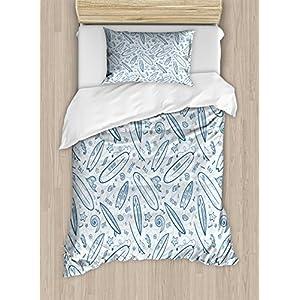 51Yu%2Bi2ruXL._SS300_ Surf Bedding Sets & Surf Comforter Sets