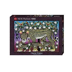 Toyland K V 50769 Tinga Wildcat Family Puzzle 1000 Pezzi