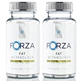 Fat Metaboliser - Slimming & Diet Pills for Weight Loss -High Strength with Choline & Zinc (180 Capsules)