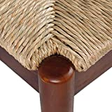 Collective Design Casual Large Seagrass Wood