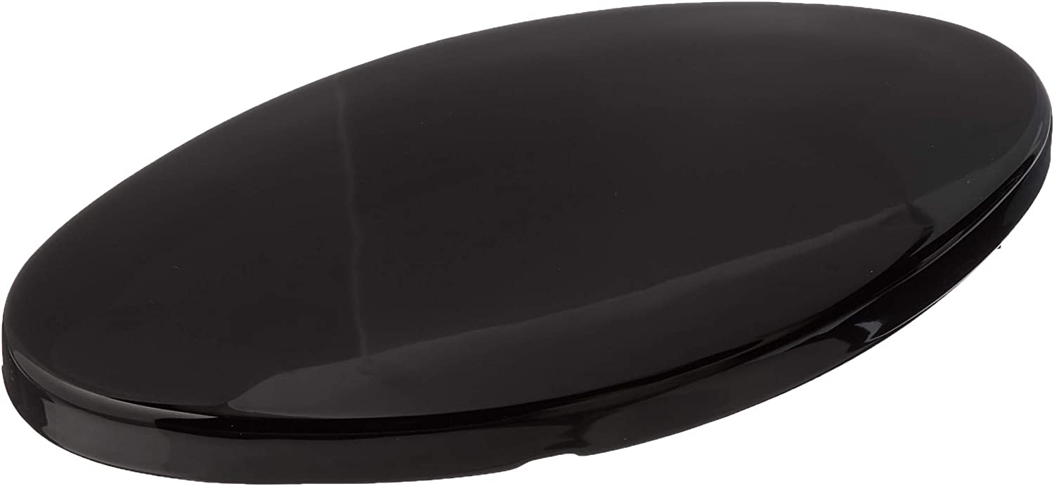 Toto TCU804CR-51 Tank Lid for Pacifica CST804 Toilet with Velcro Ebony