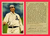 Chief Bender 1912 T227 Series of Champions Reprint with Honest Long Cut Back (Athletics)