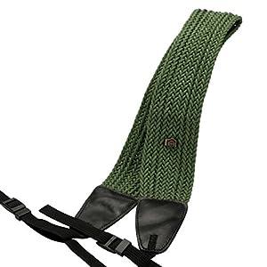 Eggsnow SLR/DSLR Camera Strap Knit Broaden Neck Shoulder Strap Belt