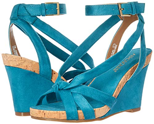 thumbnail 15 - Aerosoles Women's Fashion Plush Wedge Sandal - Choose SZ/color