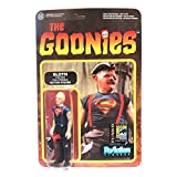 SDCC 2014 The Goonies Sloth in Superman Shirt Exclusive 3.75 Inch Figure Comic-Con by Reaction Figures