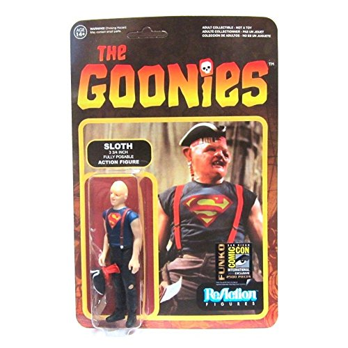 SDCC 2014 The Goonies Sloth in Superman Shirt