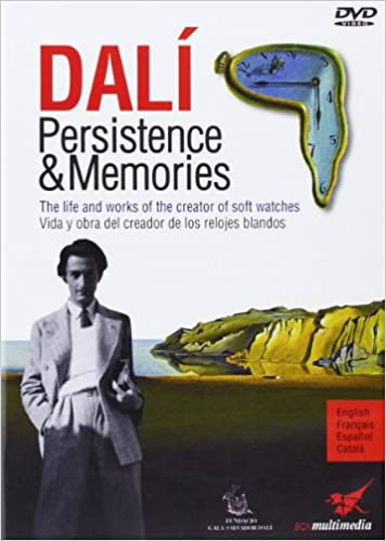 Dali: Persistence & Memories. The Life and Works of the Creator of Soft Watches (All Region) (Spanish) DVD-ROM – NTSC