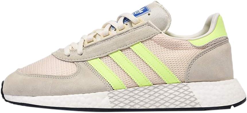 adidas Mens Marathon Tech Running Shoes Running Casual Shoes,