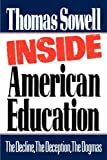 Inside American Education, Thomas Sowell, 0743254082