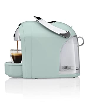 Máquina Café Caffitaly ámbar S18 verde