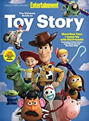 The 1995 unleashing of now infamous toys like Woody and Buzz Lightyear in Pixar's 'Toy Story,' was, well, an Academy Award-nominated game changer. Lauded for its innovative 3-D technology, this first-ever fully computer-generated, animated fe...
