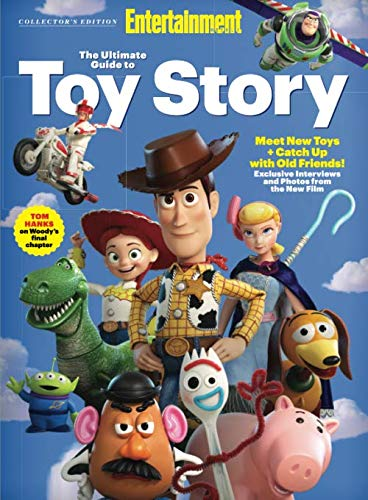 Toy Guide - Entertainment Weekly The Ultimate Guide to Toy Story