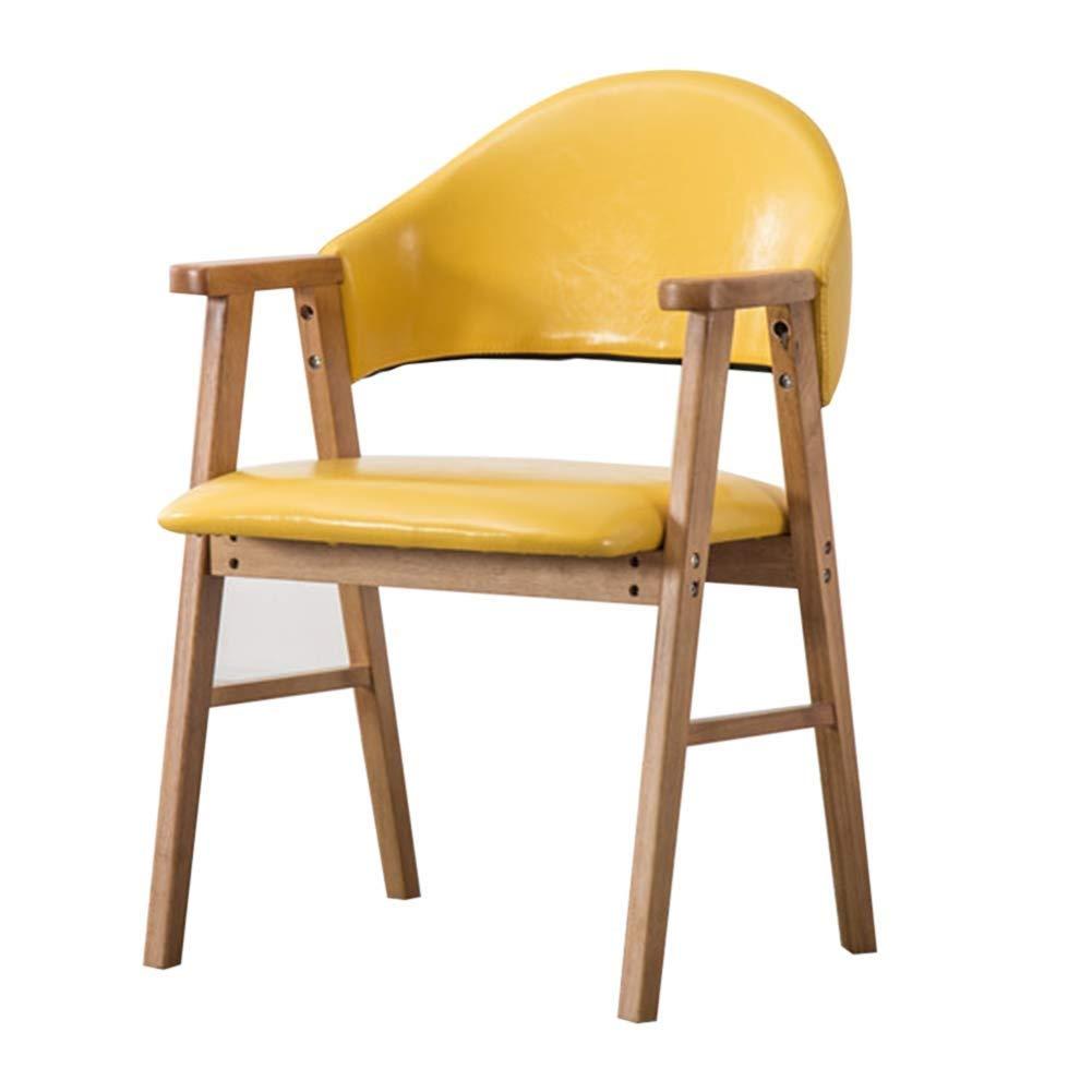 Amazon.com: Carl Artbay Silla de comedor estilo chino, silla ...
