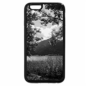 iPhone 6S Case, iPhone 6 Case (Black & White) - As in earlier Days