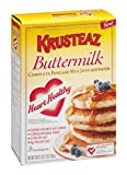 Krusteaz Buttermilk Complete Pancake Mix 28 OZ (Pack of 12)