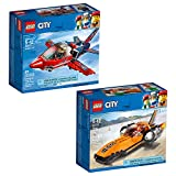 LEGO City Great Vehicles City Great Vehicles Bundle Building Kit (165 Piece)